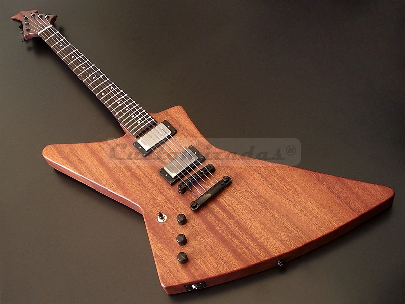 Explorer Custom p/Zurdo - Custom Shop