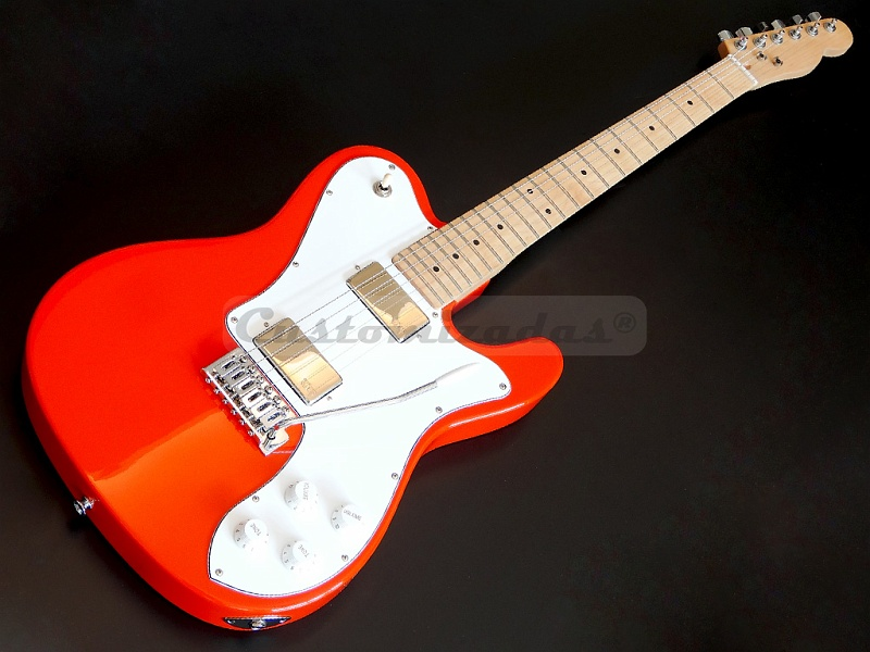 Telecaster Deluxe Tremolo - Custom Shop