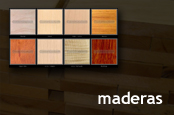 Maderas Caoba Maple Rosewood